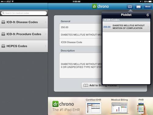snap-medcode-ICD9+HCPCS