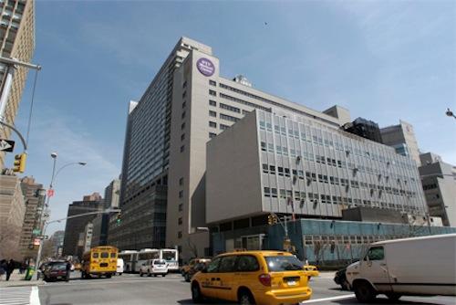 New York City Hospital Systems