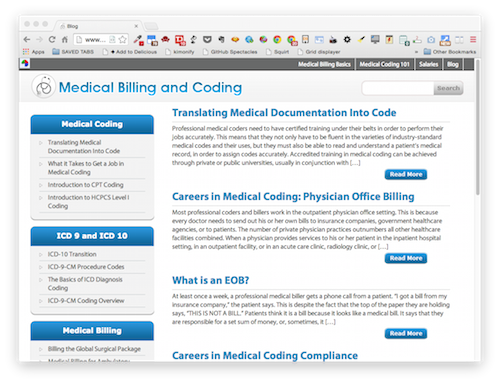 Top 25 Medical Billing and Coding Blogs – Top Medical Coding Schools